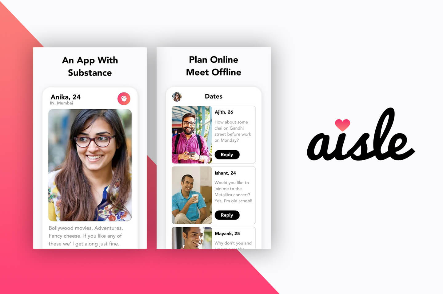 Indian gratis dating app