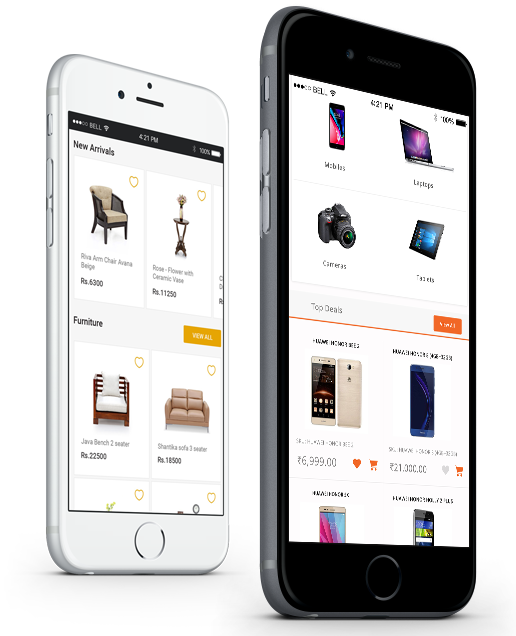 E commerce Application | Ecommerce Mobile App Development