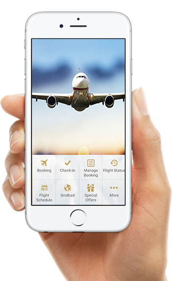 Flight Booking Application