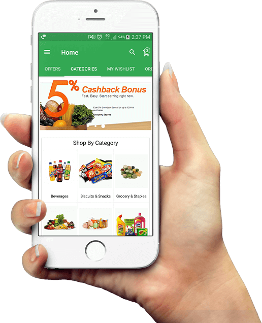 Grocery App Development Company India | On Demand Grocery Delivery